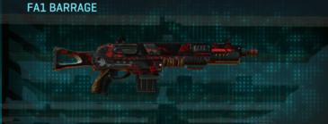 Tr loyal soldier shotgun fa1 barrage
