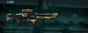 Palm sniper rifle la80