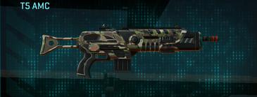 Woodland carbine t5 amc