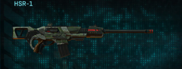 Amerish scrub scout rifle hsr-1
