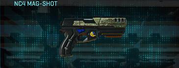 Pine forest pistol nc4 mag-shot