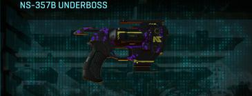 Vs loyal soldier pistol ns-357b underboss