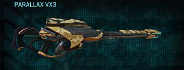 Sandy scrub sniper rifle parallax vx3
