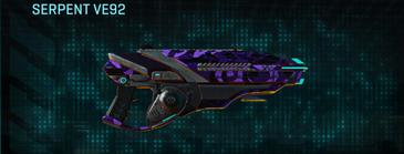 Vs alpha squad carbine serpent ve92