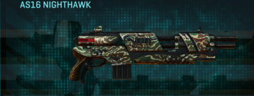 Scrub forest shotgun as16 nighthawk
