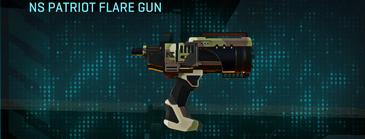 Woodland pistol ns patriot flare gun