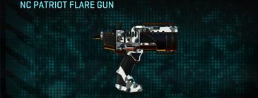 Snow aspen forest pistol nc patriot flare gun