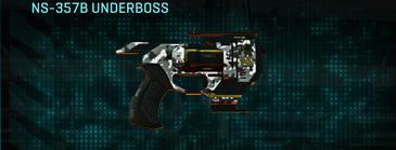 Snow aspen forest pistol ns-357b underboss