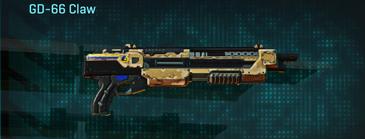 Sandy scrub shotgun gd-66 claw