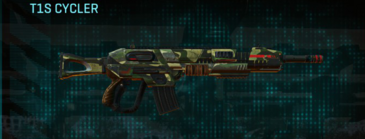 Temperate forest assault rifle t1s cycler