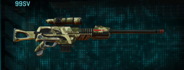 Palm sniper rifle 99sv