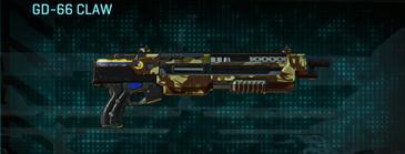 India scrub shotgun gd-66 claw