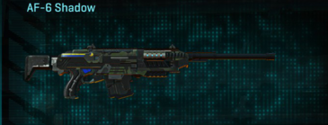Amerish scrub scout rifle af-6 shadow