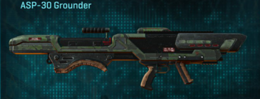 Amerish scrub rocket launcher asp-30 grounder