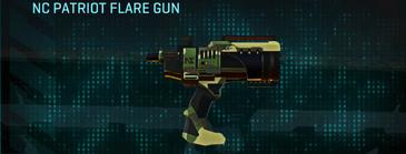 Temperate forest pistol nc patriot flare gun