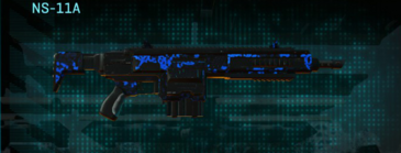 Nc loyal soldier assault rifle ns-11a