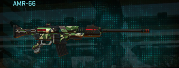 African forest battle rifle amr-66