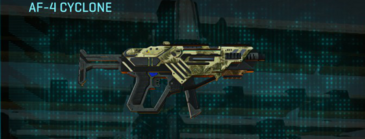 Palm smg af-4 cyclone