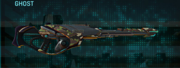 Woodland sniper rifle ghost