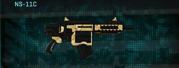 Sandy scrub carbine ns-11c