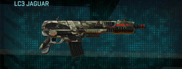 Woodland carbine lc3 jaguar