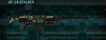 Jungle forest scout rifle af-18 stalker