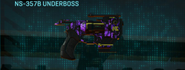 Vs digital pistol ns-357b underboss