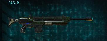 Clover sniper rifle sas-r