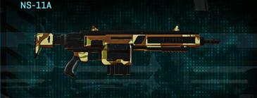 India scrub assault rifle ns-11a
