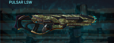 Pine forest lmg pulsar lsw