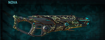 Scrub forest shotgun nova