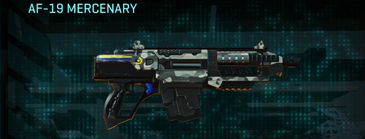 Northern forest carbine af-19 mercenary