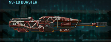 Tr urban forest max ns-10 burster