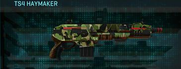 Jungle forest shotgun ts4 haymaker