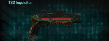 Clover pistol ts2 inquisitor