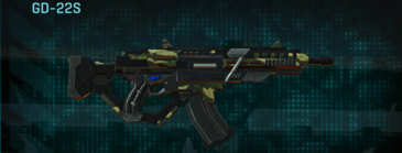 Temperate forest lmg gd-22s