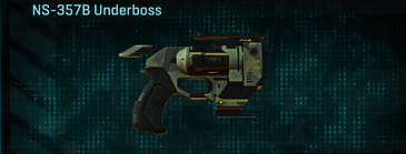 Amerish scrub pistol ns-357b underboss