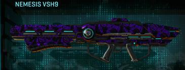 Vs loyal soldier rocket launcher nemesis vsh9