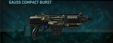 Woodland carbine gauss compact burst