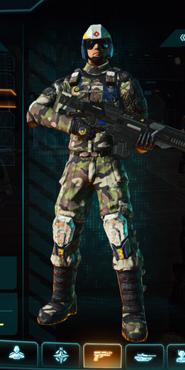 Nc woodland combat medic