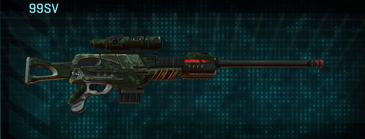 Clover sniper rifle 99sv