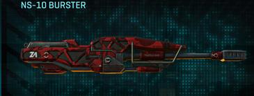 Tr alpha squad max ns-10 burster
