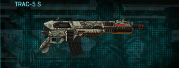 Arid forest carbine trac-5 s