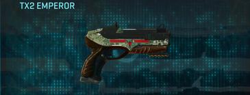 Pine forest pistol tx2 emperor