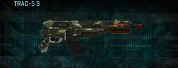 Temperate forest carbine trac-5 s