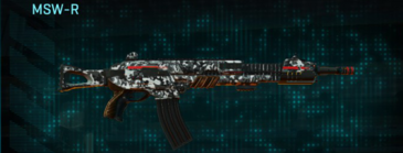 Snow aspen forest lmg msw-r