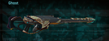 Arid forest sniper rifle ghost