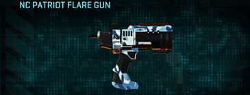 Nc urban forest pistol nc patriot flare gun