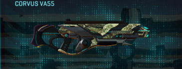 Pine forest assault rifle corvus va55