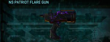 Vs loyal soldier pistol ns patriot flare gun